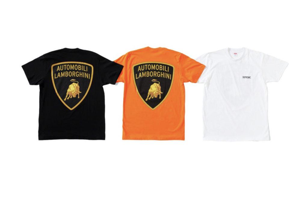 Supreme x Lamborghini collaborazione 6