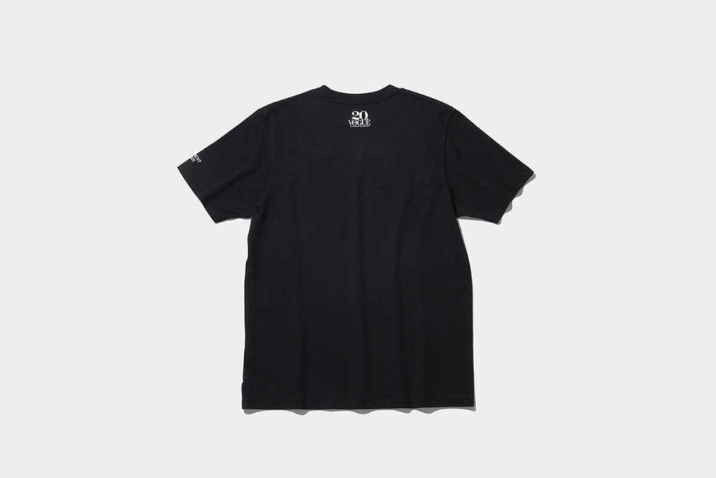 vogue-japan-the-conveni-Tshirt-Black-Back