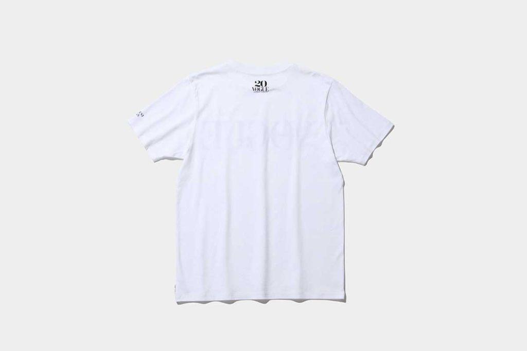 vogue-japan-the-conveni-Tshirt-White-Back