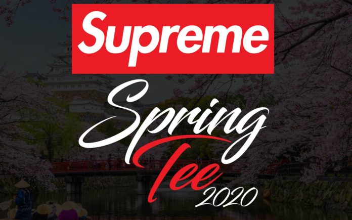 Cover Spureme Spring Tee 2020