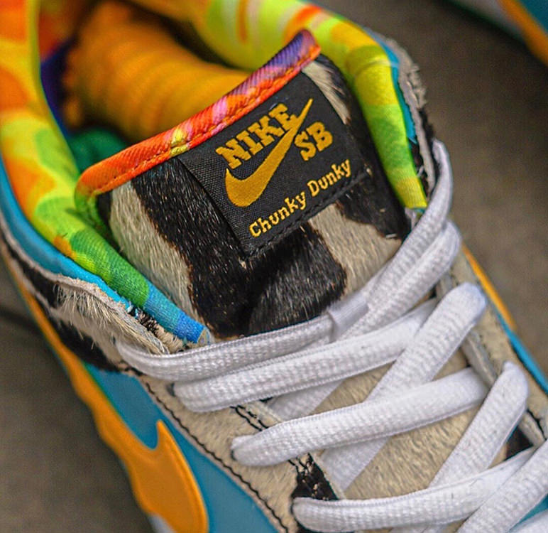Nike SB Dunk Low Chunky Dunky
