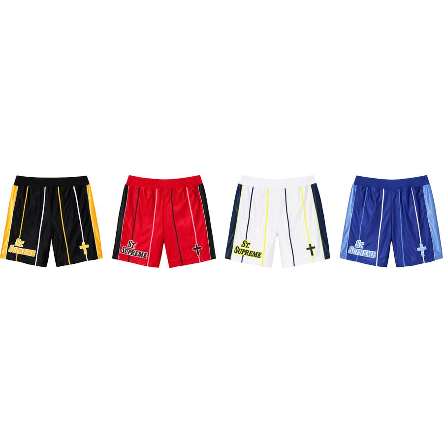 St. Supreme Basketball Short
