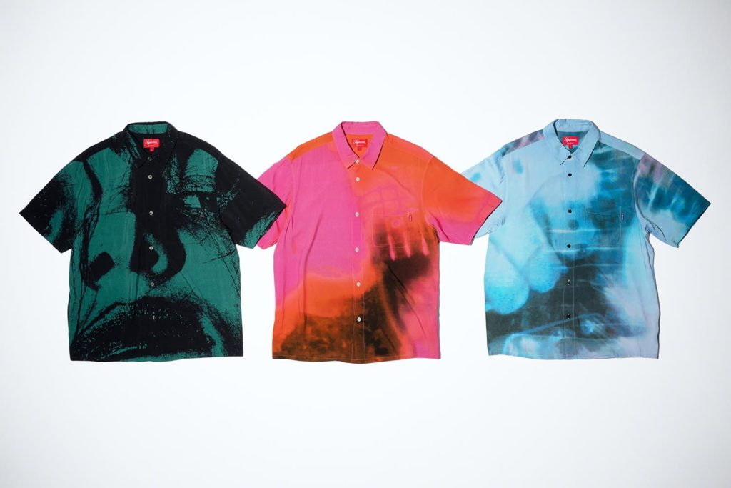 Supreme-My-Blody-Valentine-Collection-Spring-2020-Rayon-S/S-Shirt
