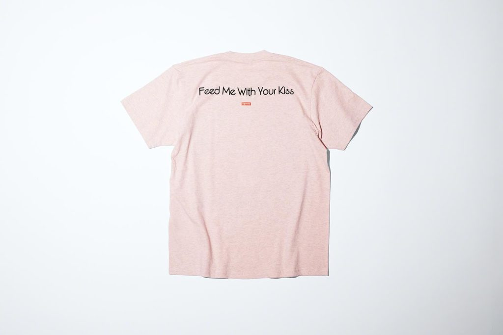 Supreme-My-Blody-Valentine-Collection-Spring-2020-Feed-Me-With-Your-Kiss-Tee