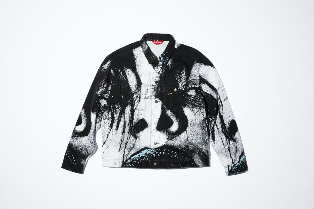 Supreme-My-Blody-Valentine-Collection-Spring-2020-Feed-Me-With-Your-Kiss-Trucker-Jacket