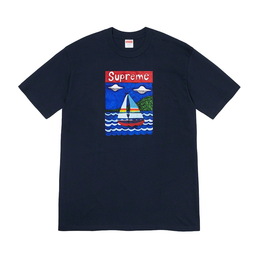 Supreme Sailboat Tee - Spring 2020