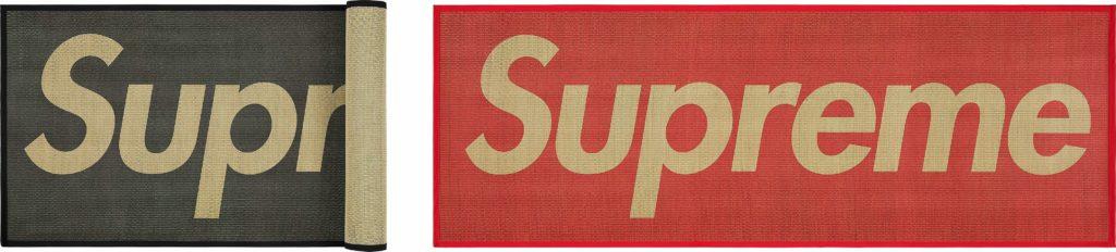 Supreme Woven Straw Mat