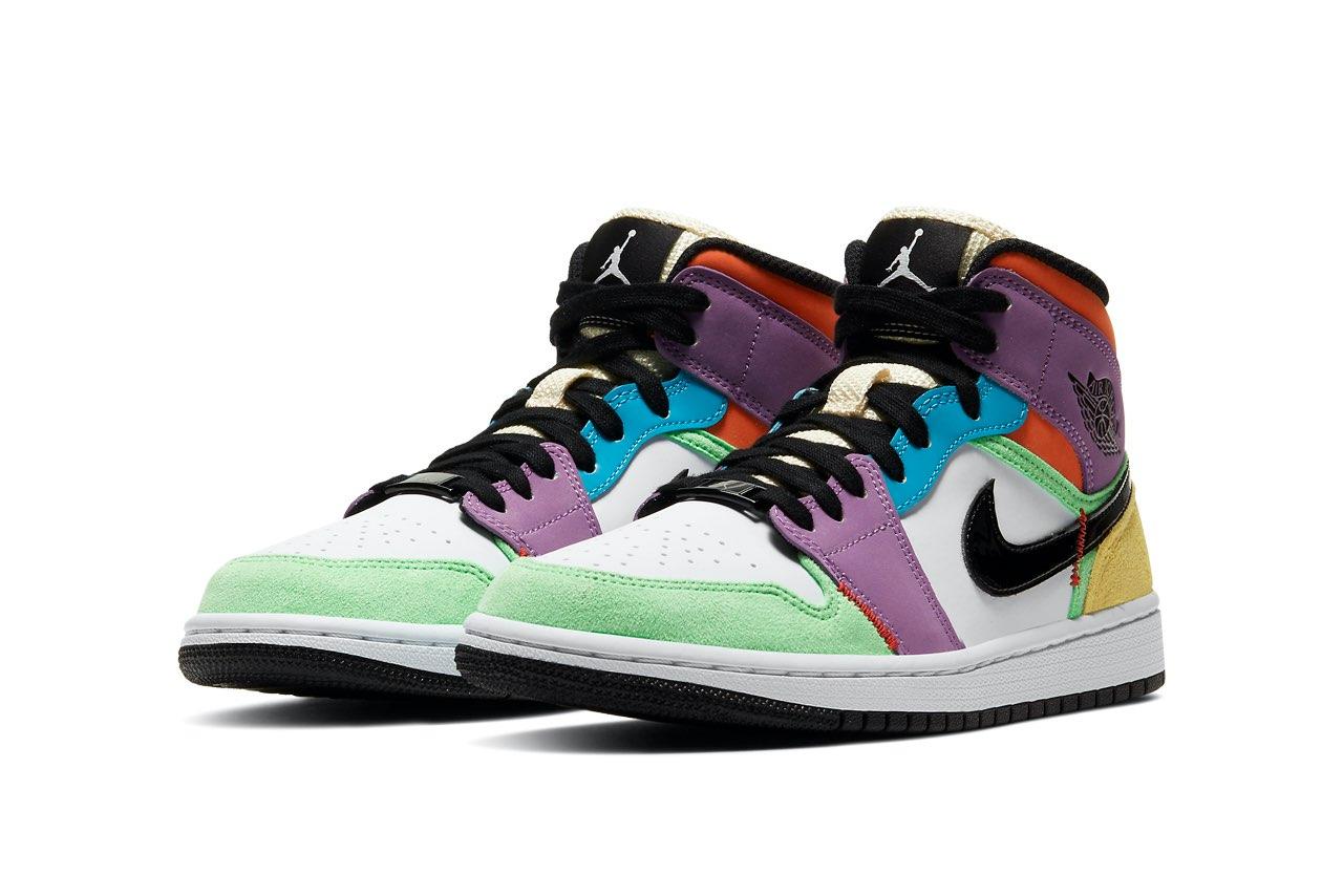 Air Jordan 1 Multicolor - Drop: 6 Aprile -Italianhype