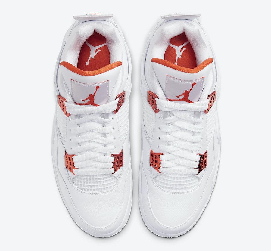 Air-Jordan-4-Orange-Metallic-Release-Date-