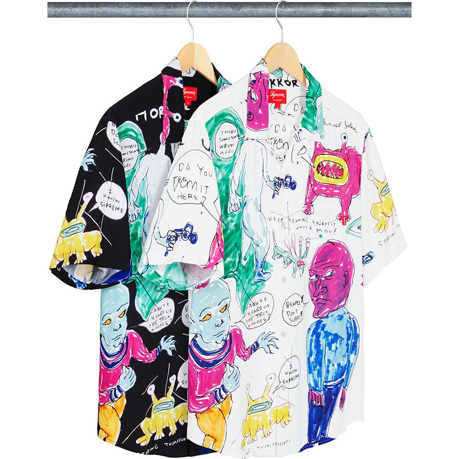 Daniel Johnston Rayon S:S Shirt