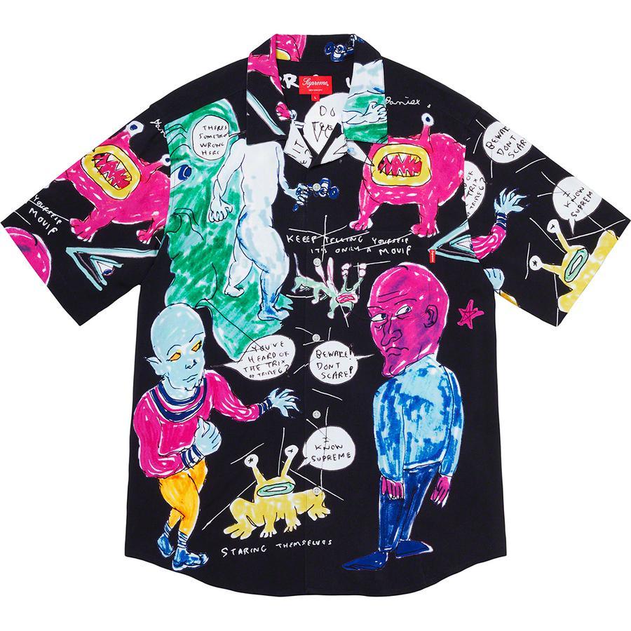 Daniel Johnston Rayon S:S Shirt 1