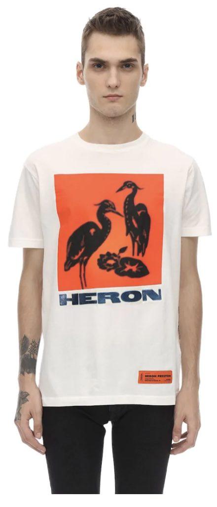 Heron-Preston-Tee