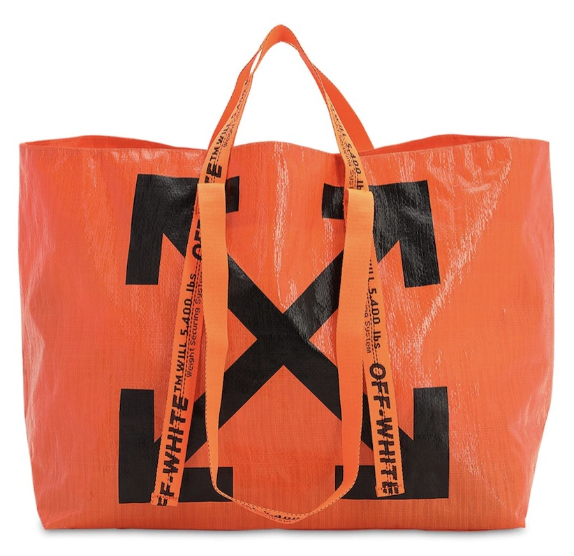 Offerte-Streetwear-Off-White-Shopping-Bag