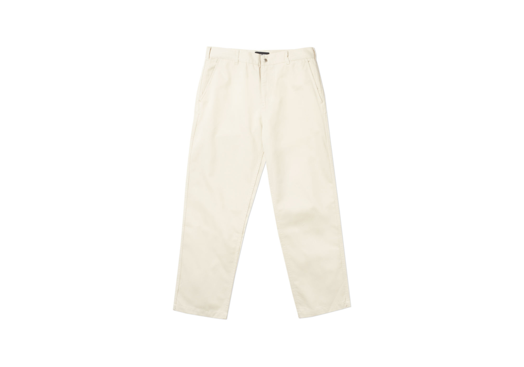 Palace-2020-spring-bottoms-pant-plain-beige