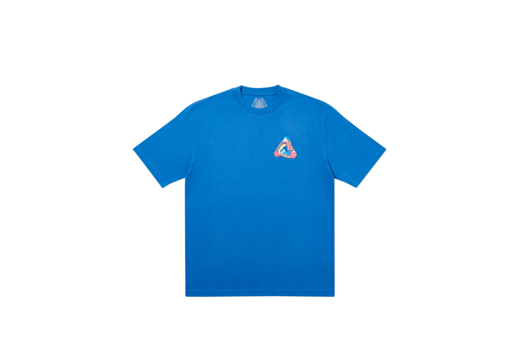 Palace-2020-spring-t-shirt-i-dont-skate-on-sunday-blue