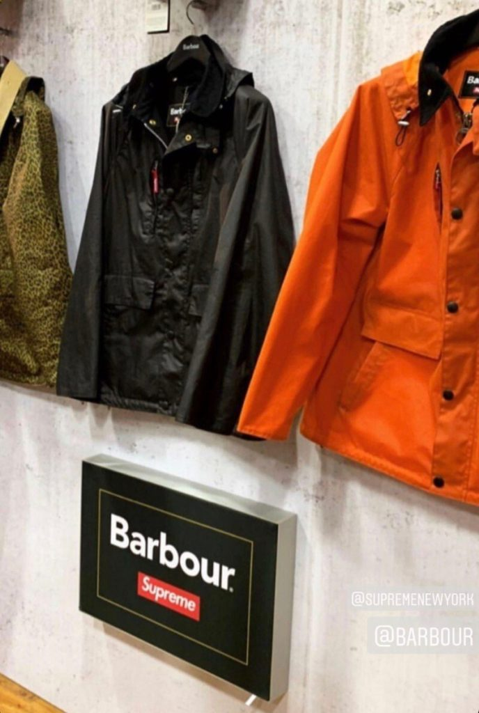Supreme-x-Barbour-pic