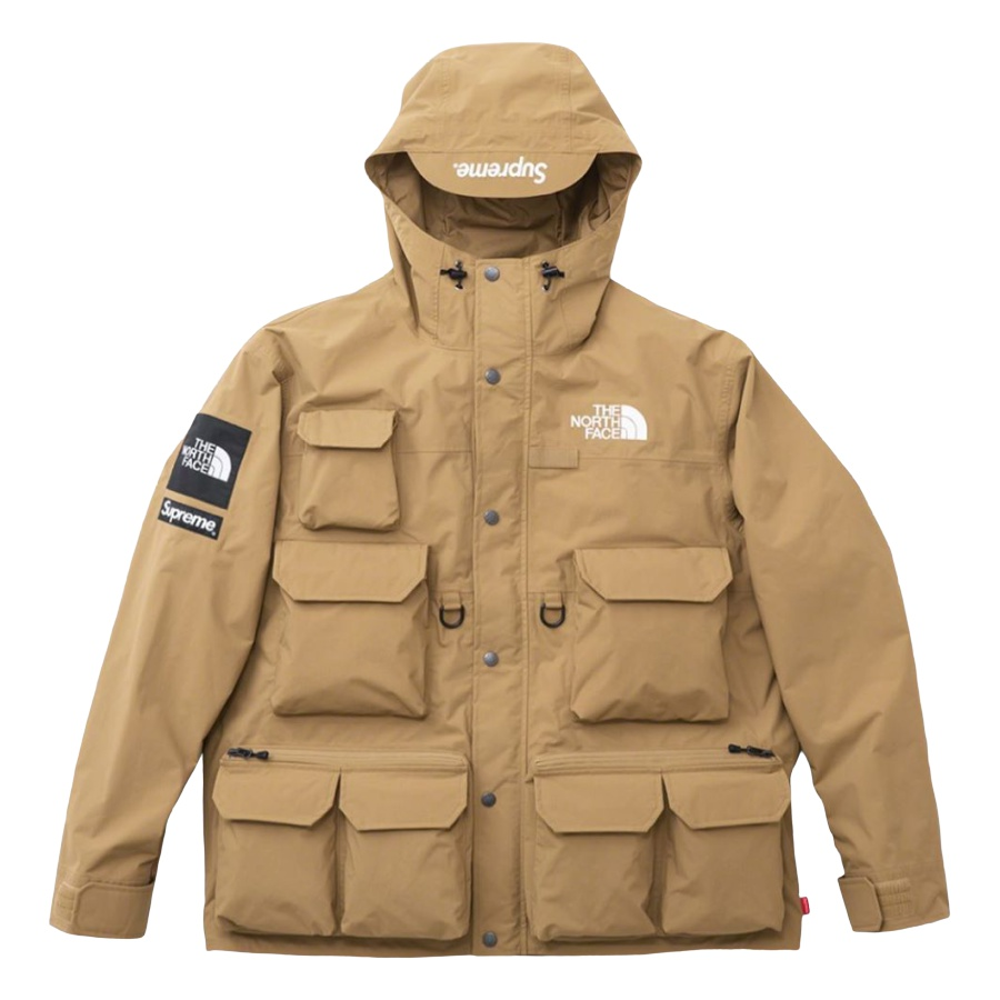 Supreme-x-The-North-Face-Cargo-Jacket-Week-13-Brown