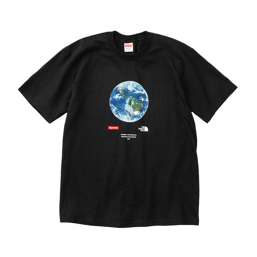 Supreme-x-The-North-Face-One-World-Tee-Week-13-black