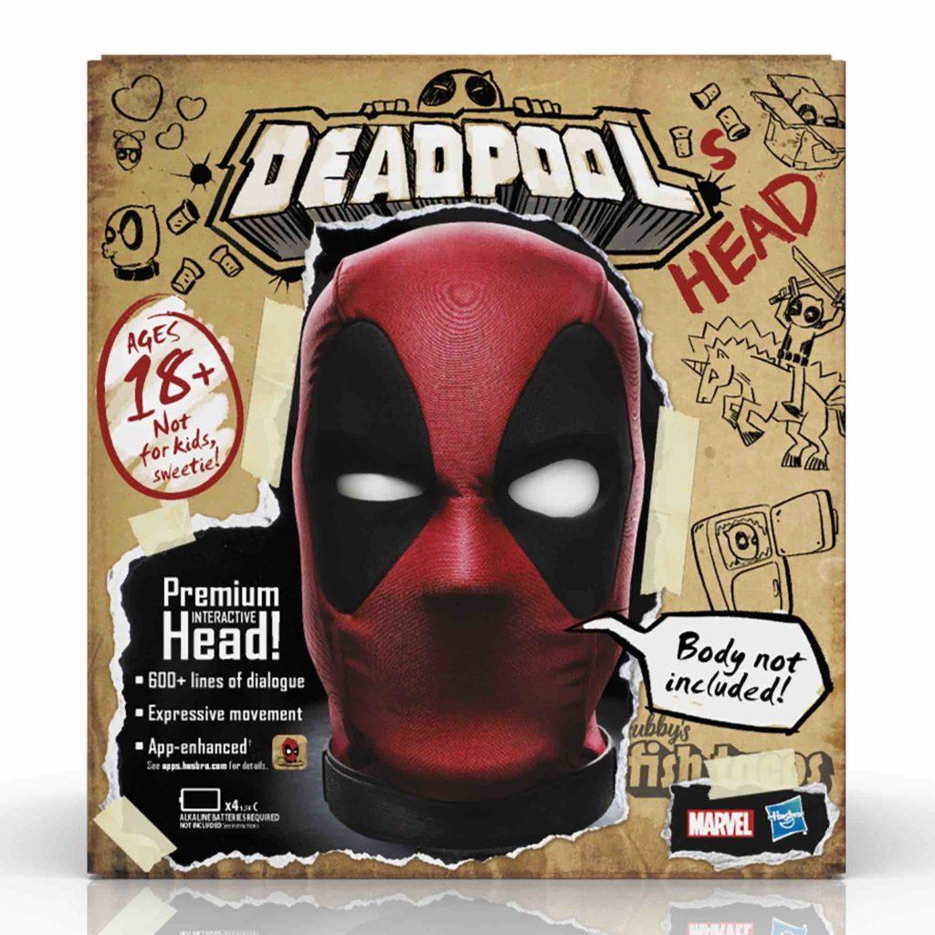 Deadpool-Hasbro-Testa-Parlante-ActionFigure-Preorder