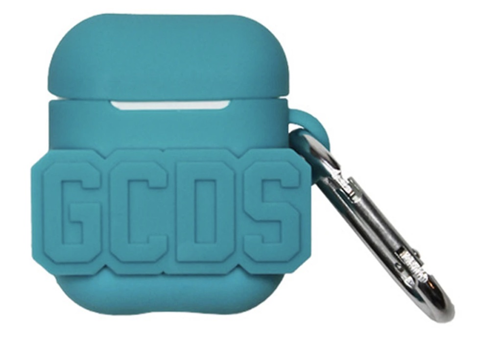 GCDS-Airpods-Cover-Streetwear-Light-Blue