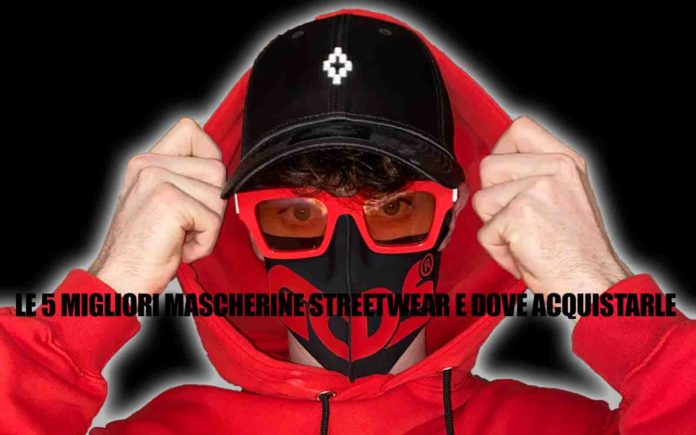 mascherina streetwear gcds marceloburlob