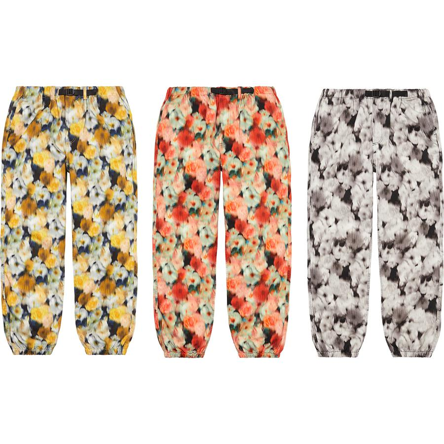 Liberty Floral Belted Pant