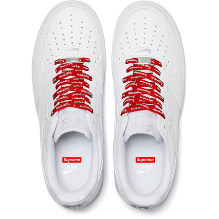 Nike Air Force 1 x Supreme Paio dall' alto
