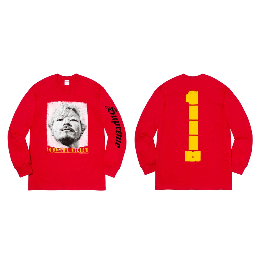 Supreme Ichi The Killer L:S Tee Week 18