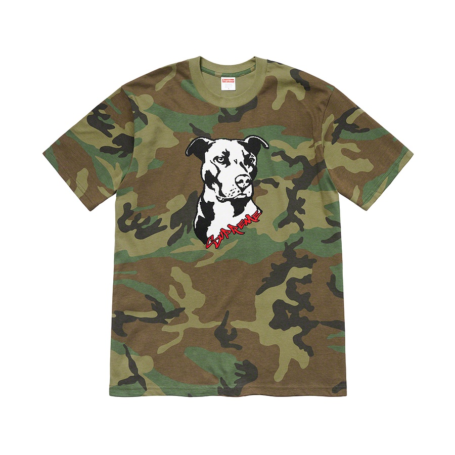 Supreme Pitbull Tee Week 18
