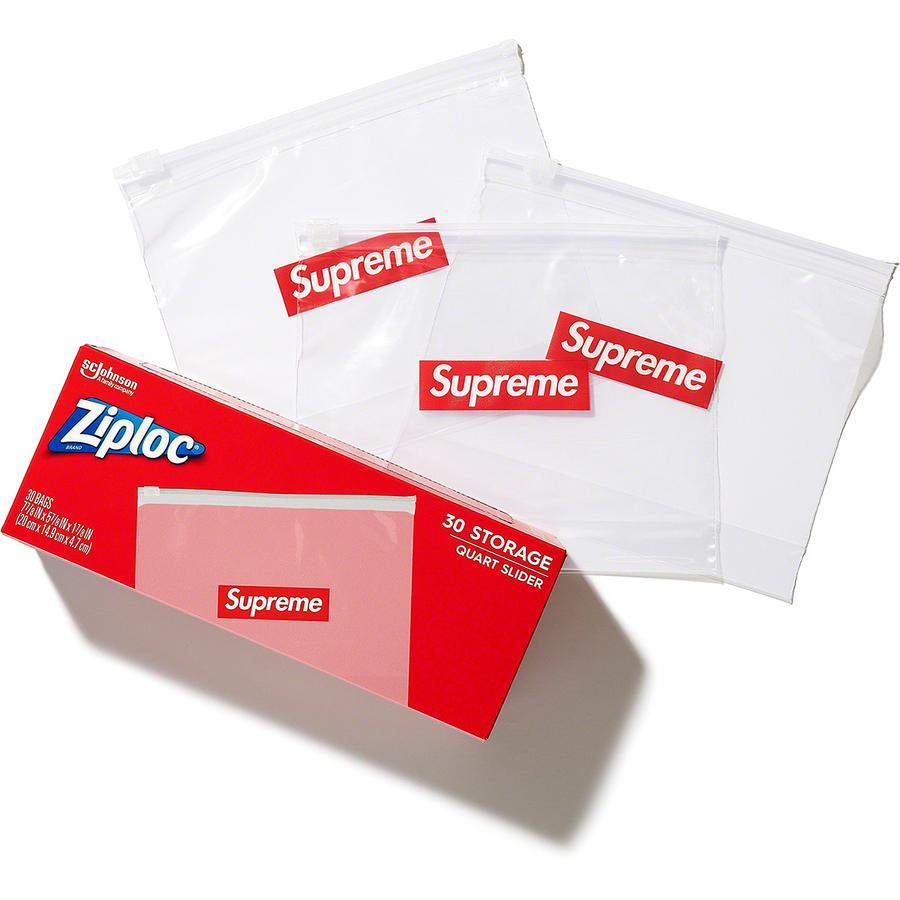 Supreme x Ziploc Bag - Week 17