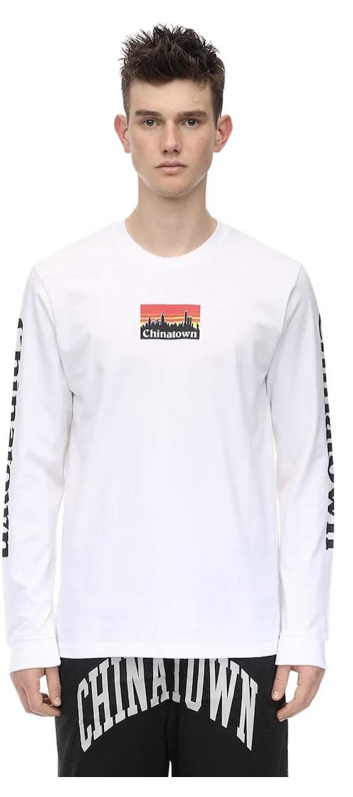 T-Shirt-Chinatown-Market-Saldi