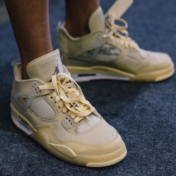 nike-x-off-white-Air-Jordan-4-Crem-Detailed-look