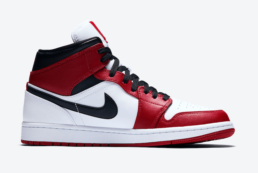 Air-Jordan-1-Mid-Chicago-White-Heel-Laterale-1