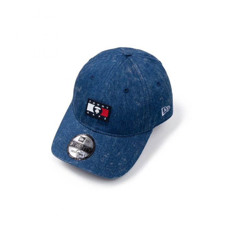 Bape-x-Tommy-Hilfiger-New-Era-Cap-Denim