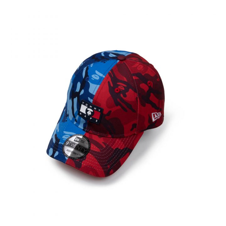 Bape-x-Tommy-Hilfiger-New-Era-Cap