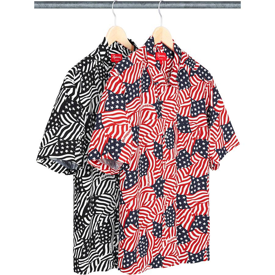 Flags-Rayon-S:S-Shirt