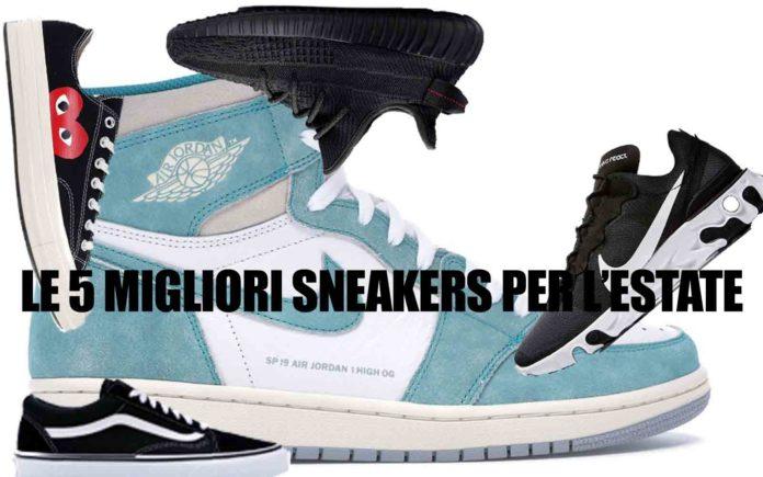 sneakers estate nike adidas