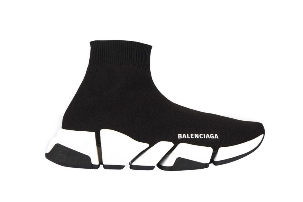 balenciaga-speed-trainer-2.0-Black-White