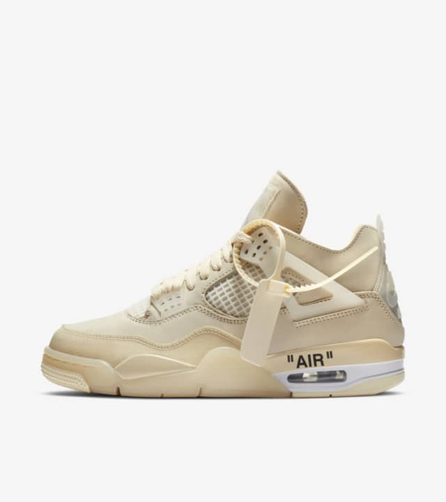 womens-air-jordan-4-x-off-white-sail-release-date