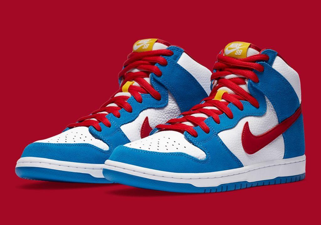 Nike-SB-Dunk-High-Doraemon-Detailed-Look-min