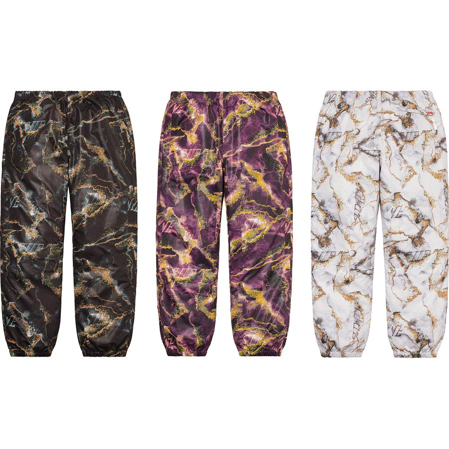 Supreme Week 2 - Marble Track Pant - 3 Settembre 2020