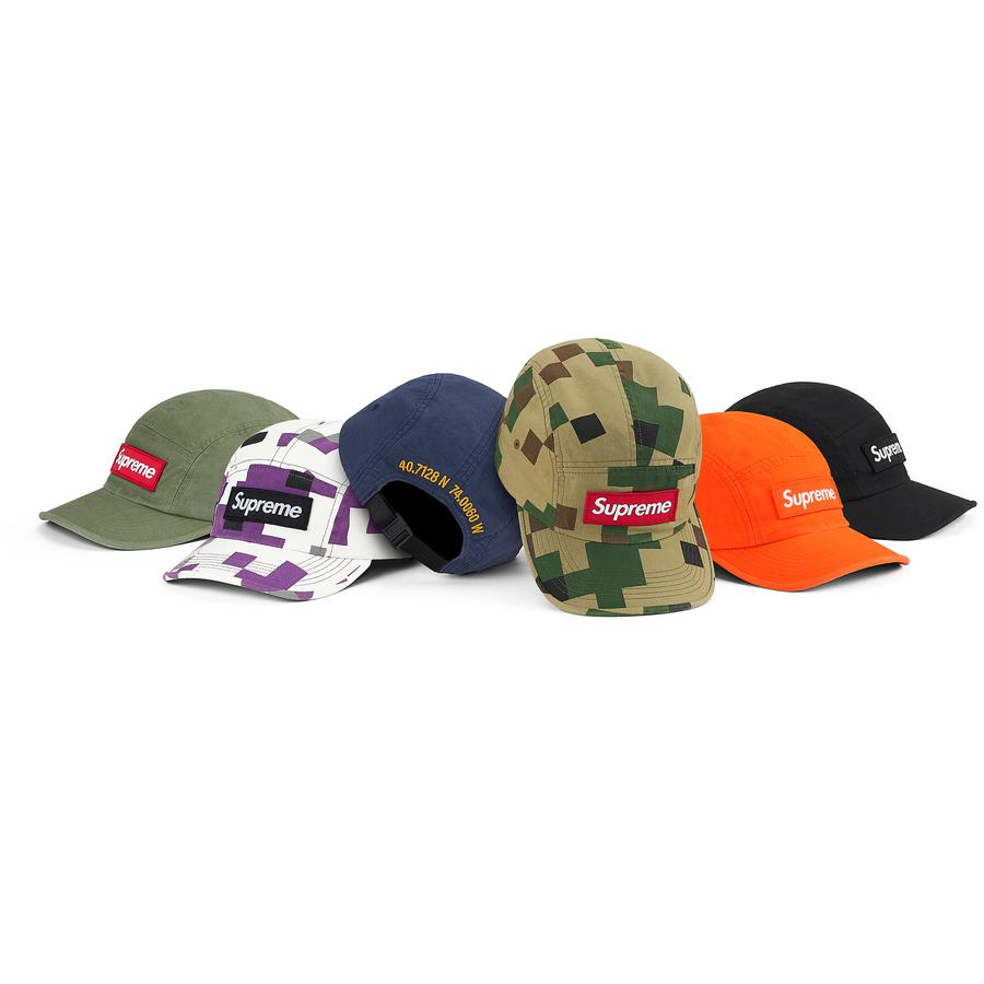 Supreme Week 2 - Military Camp Cap - 3 Settembre 2020