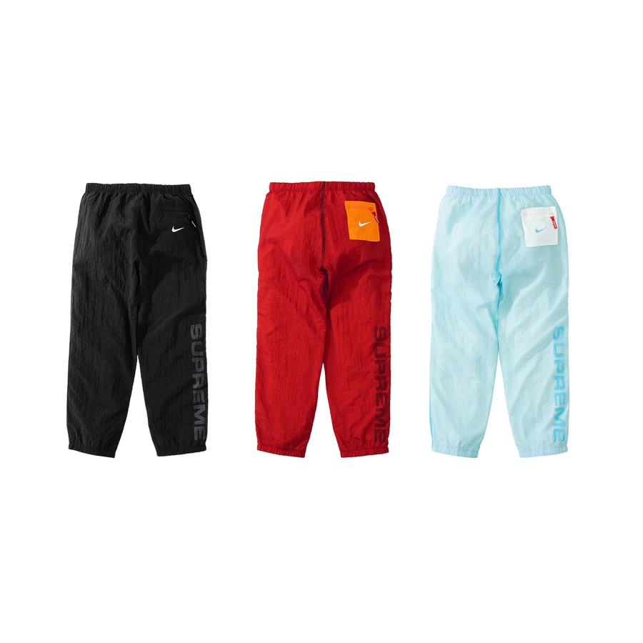Supreme x Nike - Jewel Reversible Ripstop Pant - Back - Week 2 - 3 Settembre 2020