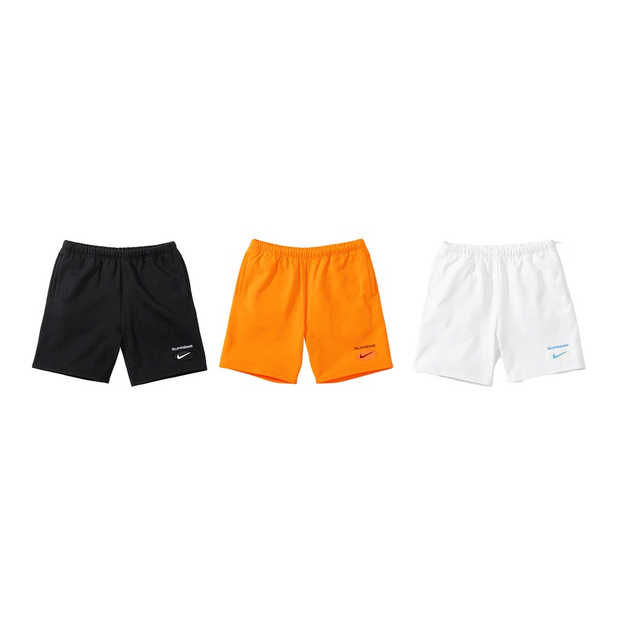 Supreme x Nike - Jewel Sweatshort - Week 2 - 3 Settembre 2020