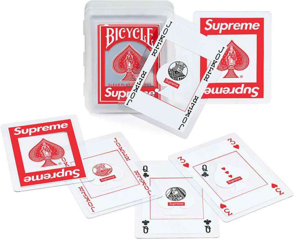 supreme-bicycle-clear-playing-cards-fall-winter-2020