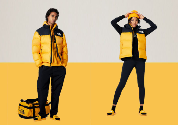 Cover TNF Yellow Icons
