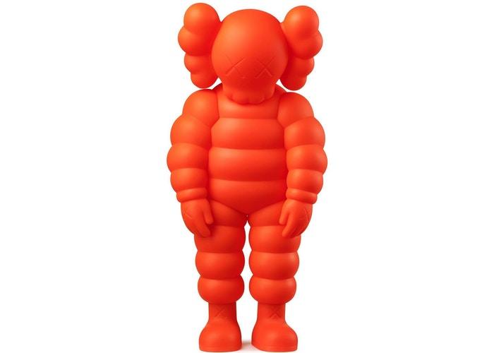 KAWS-What-Party-Figure-Orange