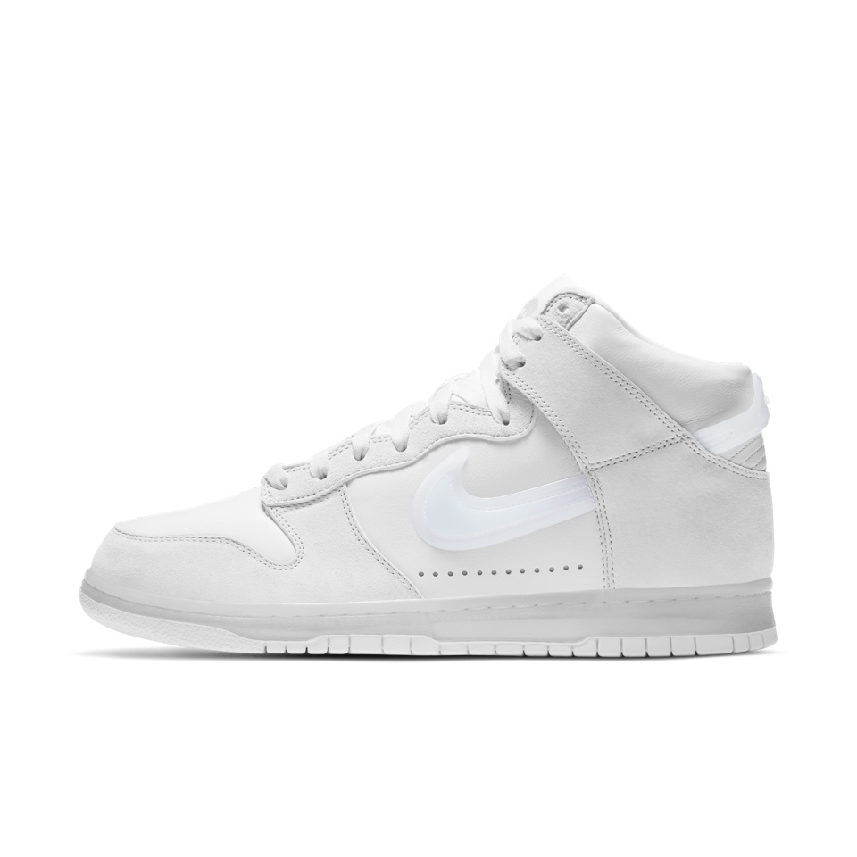 Nike Slam Jam Dunk White Data di release