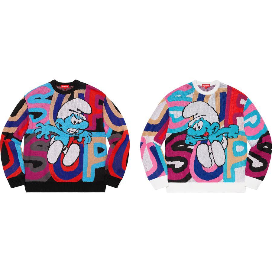 Supreme-x-Smurfs-Sweater-Drop-Week-6-01-10-2020