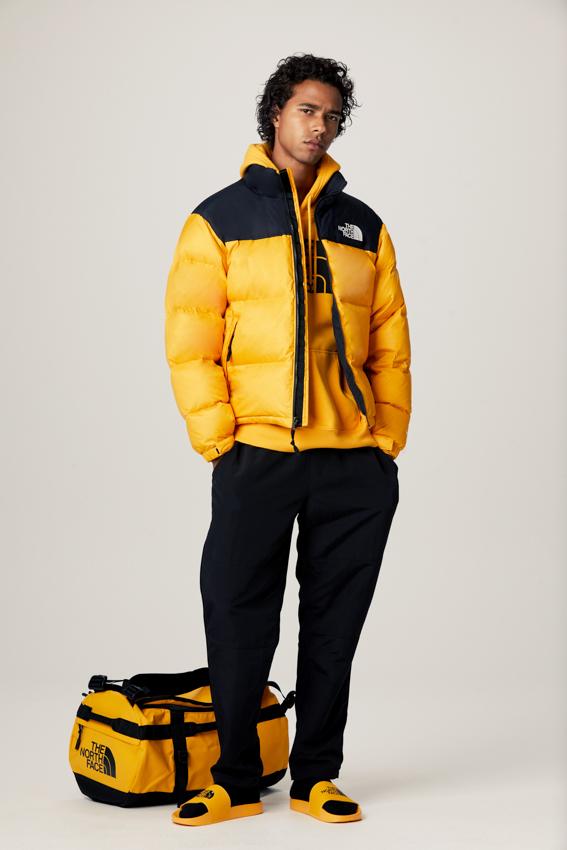 Yellow Icons_M_1996_Retro_Nuptse_Vest